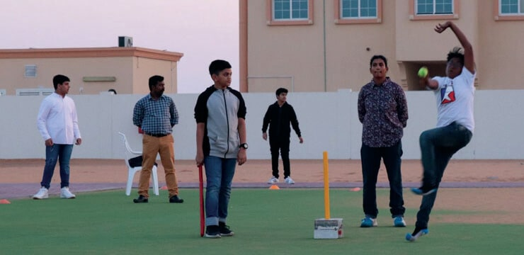 Indian high school sharjah